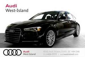 2017 Audi A6 3.0T PROGRESSIV QUATTRO // CERTIFICATION 1 AN INCL