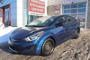 2015 Hyundai Elantra GL One Owner+No Accidents+Bluetooth+Heated