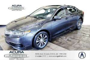 2015 Acura TLX Technology Packag $184.39 taxe incl / 2 semaines