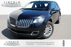 2014 Lincoln MKX AWD+NAVI+CAMERA+TOIT PANO+CUIR+JAMAIS ACCIDENTE