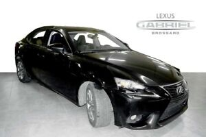 2014 Lexus IS 250 AWD LUXURY