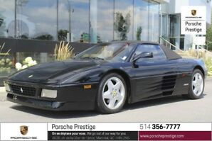1994 Ferrari 348 Spider The 348 was the first Mid Engine Ferrari
