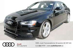 2015 Audi A4 S-LINE PROGRESSIV NAVIGATION/ KEYLESS/ NO ACCIDENT