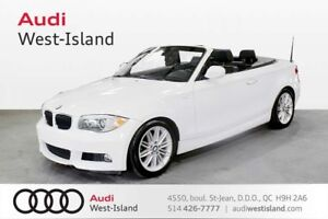 2013 BMW 1 Series 128i Convertible * BMW EXTENDED WARRANTY UNTI