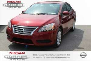2015 Nissan Sentra SV HEATED SEATS + BLUETOOTH + MAGS