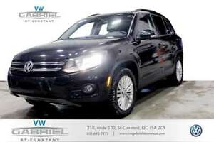 2016 Volkswagen Tiguan SPECIAL EDITION AWD, CAM RECUL, TOIT OUVR