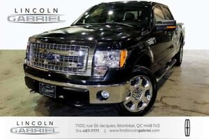 2013 Ford F-150 XLT SUPER CREW, XTR PACKAGE, TRAILER TOW PACKAGE