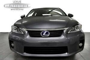 2012 Lexus CT 200h TOIT CAMERA