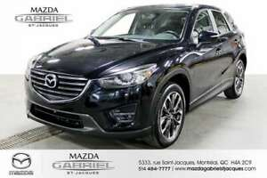 2016 Mazda CX-5 GT AWD +BLUETOOTH+CRUISE+CAMERA DE RECUL