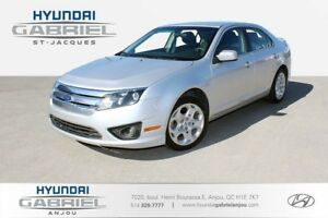 2011 Ford Fusion SE DÉMARREUR PRIX SPECIAL!!,A/C,CRUISE,MAG,FOG