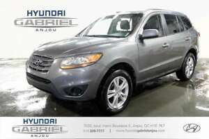 2010 Hyundai Santa Fe 2.4 FWD BLUETOOTH, MAGS, RADIO SATELLITE,