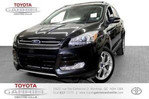 2013 Ford Escape Titanium 4WD jamais été accident&