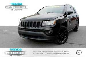 2013 Jeep Compass 4x4 + TOIT + MAGS + JAMAIS ACCIDENTE