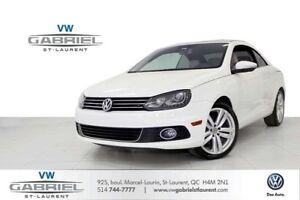 2012 Volkswagen Eos COMFORTLINE FINANCEMENT DISPONIBLE, JAMAIS A