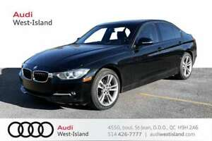 2015 BMW 3 Series 328i xDrive  * NAVIGATION * SUNROOF *