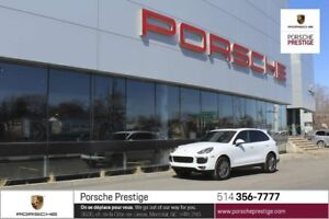 2017 Porsche Cayenne Platinum Edition Pre-owned vehicle 2017 Por