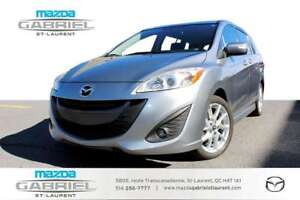 2013 Mazda Mazda5 GT + BLUETOOTH+ JAMAIS ACCIDENTE +