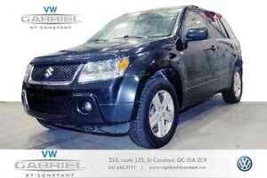 2008 Suzuki Grand Vitara JLX CUIR, ACCES SANS CLE, TOIT OUVRANT,