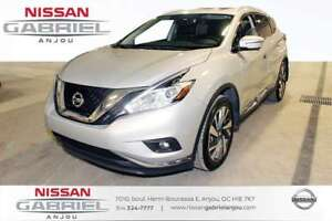 2017 Nissan Murano PLATINUM AWD LEATHER+SUNROOF+360CAMERA+BOSE A