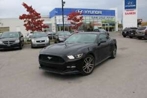 2017 Ford Mustang ECOBOOST TURBO SEULEMENT13 400 KM,CAMÉR