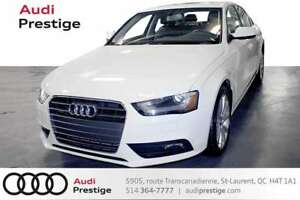 2014 Audi A4 STYLING PACKAGE