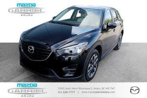 2016 Mazda CX-5 GT+AWD+CAMERA+GPS