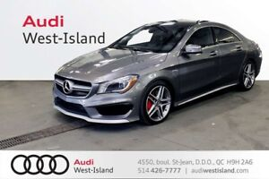 2014 Mercedes-Benz CLA-Class CLA45 AMG * WARRANTY * BACK UP CAME