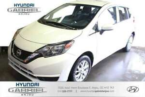 2017 Nissan Versa Note SV BLUETOOTH, SIEGES CHAUFFANTS, MAGS, VO