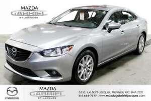 2015 Mazda Mazda6 GS-L +BLUETOOTH+CRUISE+CAMERA DE RECUL