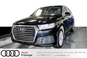2017 Audi Q7 3.0T TECHNIK S-LINE/ DRIVER ASSIST PKG/ LUXURY PKG