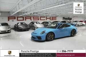 2018 Porsche 911 GT3 Pre-owned vehicle 2018 Porsche 911 GT3 &n