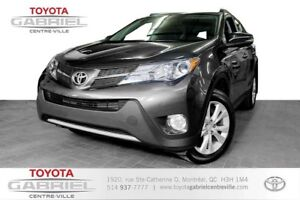 2013 Toyota RAV4 Limited AWD NAVIGATION + TOIT + CUIR + MAGS