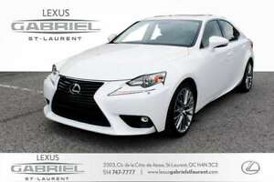2015 Lexus IS 250 AWD BACKUP CAMERA + POWER MOONROOF + STEERING