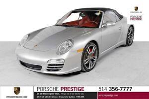2011 Porsche 911 Carrera 4S Cab 2011 911 (997) Carrera 4S