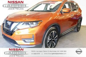 2017 Nissan Rogue SL+NAVI AWD AUCUN ACCIDENT 17400 KM NAVIGATION