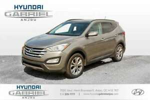 2017 Hyundai Santa Fe PREMIUM AWD VOLANT CHAUFFANT - SHERLOCK -