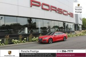 2018 Audi S5 Prestige Hatchbac 1XP - HEATED STEARING WHEEL&nbsp