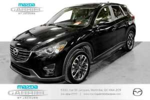 2016 Mazda CX-5 GT AWD BLUETOOTH+CRUISE+CAMERA DE RECUL