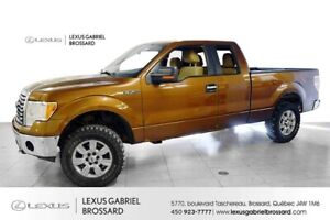 2011 Ford F-150 XLT 8ft 4WD
