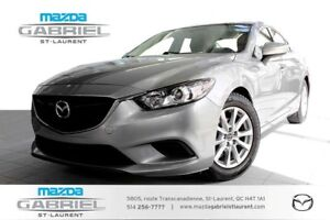 2015 Mazda Mazda6 GX + 43 000KM + BLUETOOTH + SIEGES CHAUFFANTS