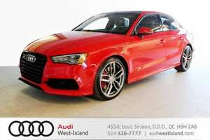 2016 Audi S3 2.0T TECHNIK MAGNETIC RIDE//DRIVE ASSIST
