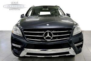 2012 Mercedes-Benz M-Class ML350 BlueTEC NAV