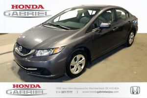 2015 Honda Civic LX BLUETOOTH/CAM