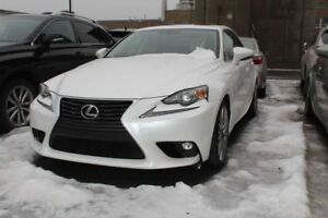 2016 Lexus IS *Premium Pkg* BACKUP CAMERA + HEATED & VE