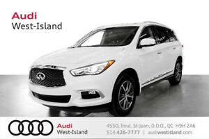 2016 Infiniti QX60 Base AWD * BACK UP CAM * SUNROOF *
