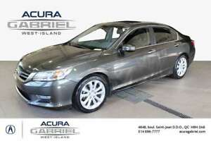 2013 Honda Accord Touring Sedan  CUIR+TOIT+NAVI+BLUETOOTH+CAMERA
