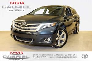 2015 Toyota Venza Limited V6 AWD NAVIGATION, CUIR, TOIT OUVRANT