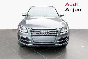 2014 Audi SQ5 3.0T PROGRESSIV