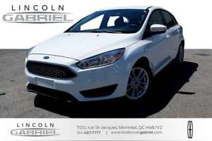 2016 Ford Focus SPECIAL!!! SE+HATCHBACK+CAMERA+CRUISE+JAMAIS ACC