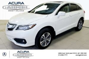 2017 Acura RDX AWD ELITE CUIR+TOIT+NAVI+BLUETOOTH+CAMERA+++